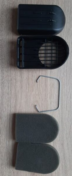 Gaisa filtra korpusa komplekts Oleo-mac SA18