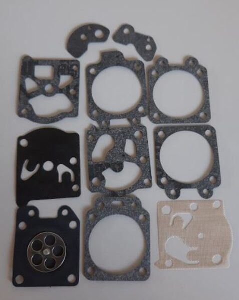 Karburatora membrānu komplekts Partner 351