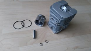 Cilindra komplekts motorzāģim Partner 351 u.c. (41.1mm)
